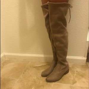 Style Charles over the knee boots